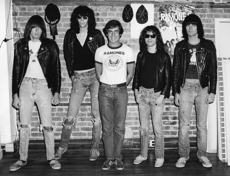 Danny and the Ramones at Arturo Vegas Loft