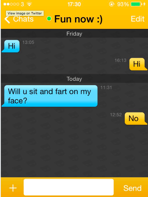 Αστεία online dating