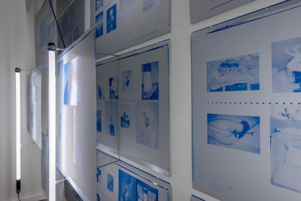 Unlocked Exhibition Installation Shots / Photographer: Panos Kokkinias / © Atopos cvc