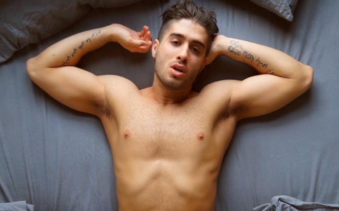 Gay πορνό γυάλινη