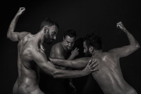 ζωντανά γυμνά μοντέλα