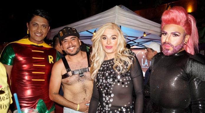 που βγαίνει με ένα τράνμαν γκέι