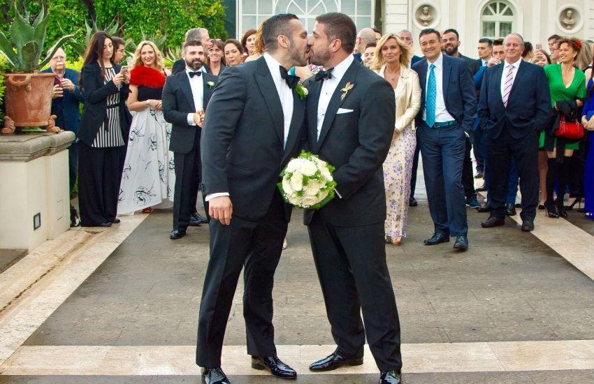 Gay ζευγάρι πορνό