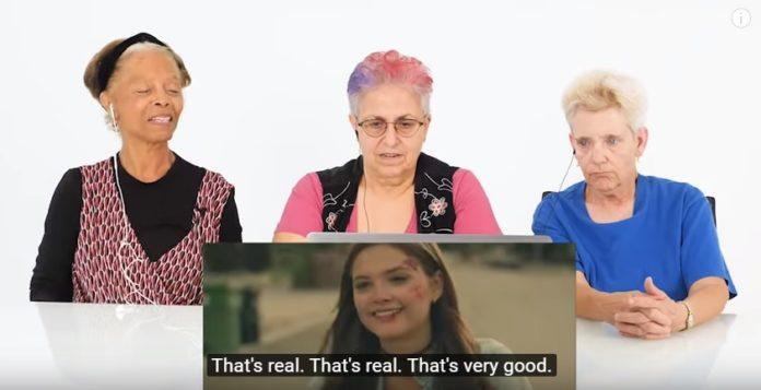 γυναίκες μιλούν για μεγάλα στρόφιγγες