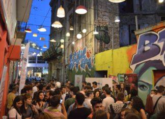 Pittaki Street Party