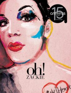 Antivirus Magazine No 82 cover Zak Kostopoulos