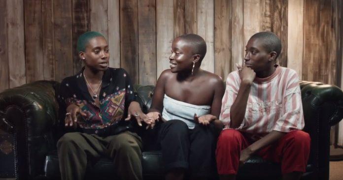 Ελεύθερα μαύρο λεσβίες Trib βίντεο
