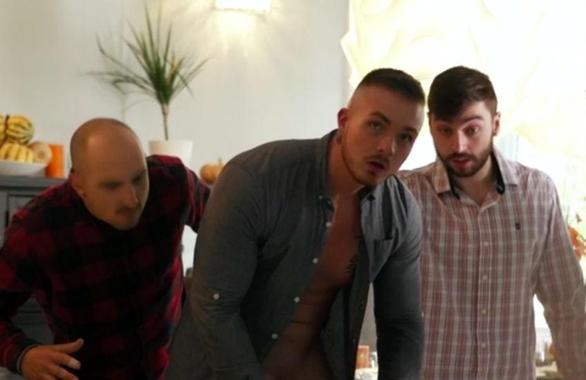 γκέι πορνό vs ευθεία πορνό Το πρωκτικό σεξ ταινίες