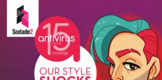 15 years Antivirus Magazine party