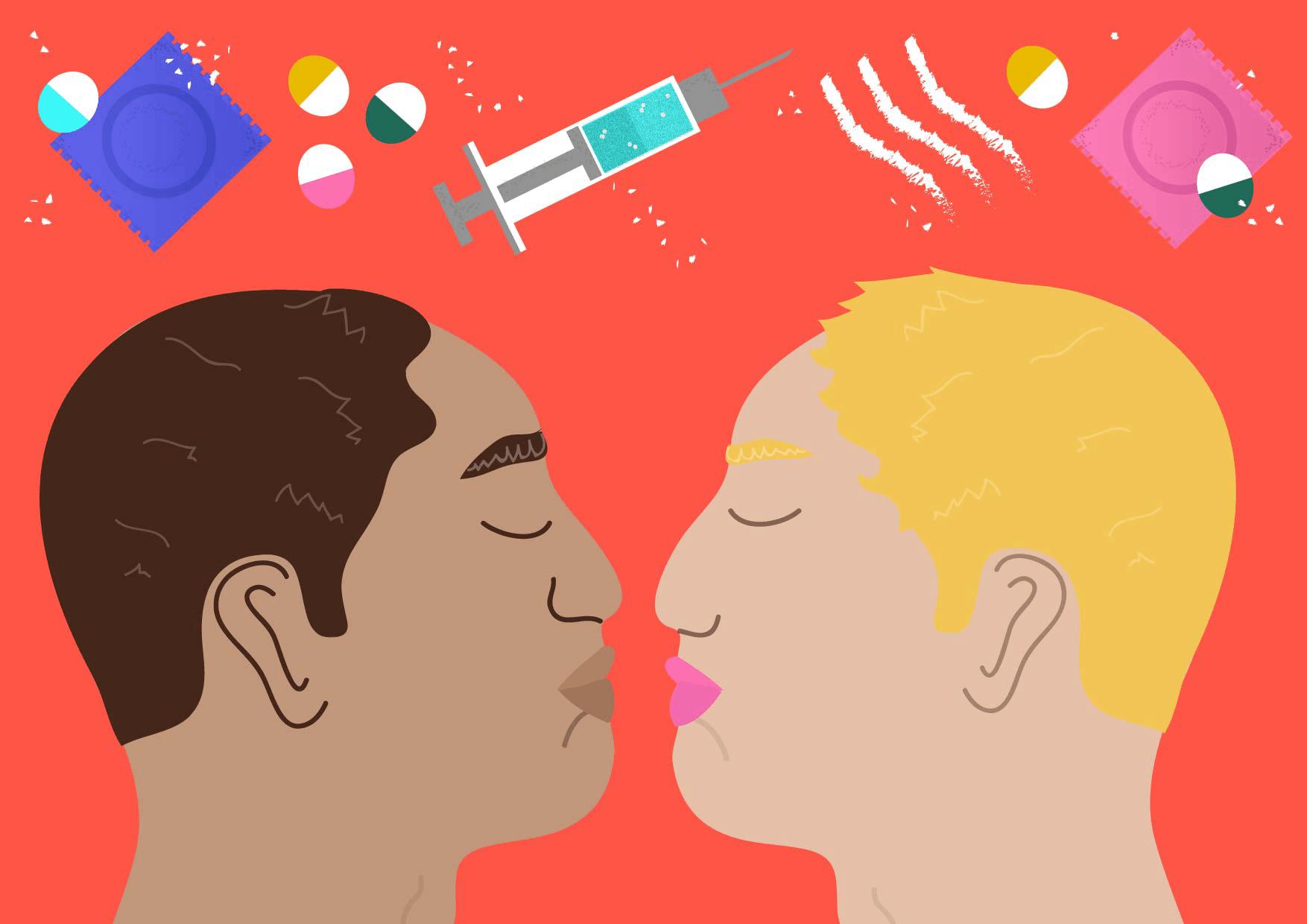 Παρενέργειες του γκέι σεξ