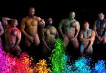 πανομοιότυπο δίδυμο γκέι πορνό