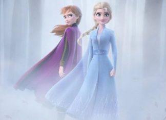 Frozen 2, Elsa