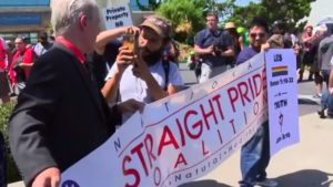 Straight Pride, Modesto