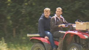 Ο gay αγρότης, Ben Lewis, από την Ουαλία