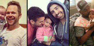 Θέλουμε ακόμη περισσότερες εικόνες σαν κι αυτές, Gays with kids