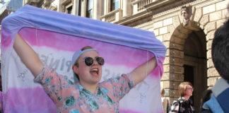 Το 1ο Τρανς Pride του Λονδίνου, 14/09/19, φωτογραφία: Angela Christofilou
