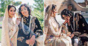 Η Bianca Maieli και η σύζυγός της Saima Ahmad, Instagram/@sennaahmad
