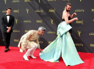 Emmy Awards 2019, Queer Eye, Τζόναθαν βαν Νες