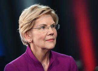 Ελίζαμπεθ Άνν Ουόρεν, Αμερικανίδα ακαδημαϊκός, πολιτικός του Δημοκρατικού Κόμματος, υποψήφια για το χρίσμα των Δημοκρατικών για την προεδρία των ΗΠΑ.