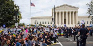 Το Ανώτατο Δικαστήριο εξετάζει τα ΛΟΑΤ δικαιώματα και τη θρησκευτική ελευθερία