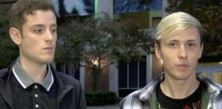 Δεν τους άφησαν να μείνουν στο πάρτι του Πανεπιστημίου τους επειδή είναι γκέι