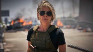 """Η Λίντα Χάμιλτον επιστρέφει ως Σάρα Κόνορ στην τελευταία ταινία """"Terminator"""""""