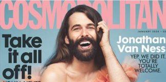 Εξώφυλλο στο Cosmopolitan του Ηνωμένου Βασιλείου ο Jonathan