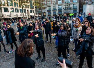 Διεθνές φεμινιστικό φαινόμενο ο χιλιανός ύμνος κατά του βιασμού