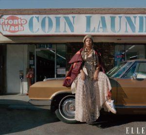 Ουδέτερη ως προς το φύλο σειρά ρούχων στη συλλογή της Beyoncé