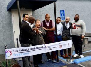 Εγκαινιάστηκε το νέο ΛΟΑΤΚΙ+ Κέντρο του Λος Άντζελες στον Νότο