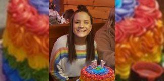 Αποβλήθηκε επειδή είχε στα γενέθλιά της τούρτα με το ουράνιο τόξο