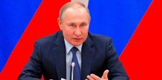 """Πούτιν: Όσο είμαι εγώ Πρόεδρος θα έχουμε """"μητέρα"""" και """"πατέρα"""""""