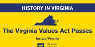 Πέρασε το νομοσχέδιο για τα δικαιώματα των ΛΟΑΤΚ ατόμων στη Βιρτζίνια
