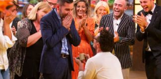 Η πρόταση γάμου του νικητή του MasterChef Ιταλίας στον σύντροφό του