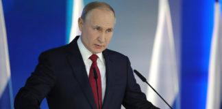 Ο Πούτιν προτείνει τη συνταγματική απαγόρευση του γάμου ομόφυλων ζευγαριών