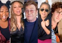 Mariah Carey, Sam Smith, Lady Gaga στη συναυλία του Elton John για τον κορονοϊό