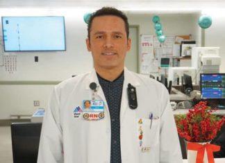 Ο Kious Kelly, 48χρονος διευθυντής νοσηλευτικής στο Mount Sinai West στο Μανχάταν, γίνεται το πρώτο άτομο νοσηλευτικού προσωπικού, που έγινε γνωστό ότι έφυγε από τη ζωή λόγω του κορονοϊού στη Νέα Υόρκη. Photo: Marya Patrice Sherron