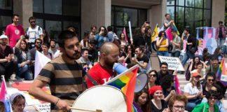 Σε εξέλιξη η 2η δίκη 19 φοιτητριών/των για διοργάνωση Pride στην Τουρκία