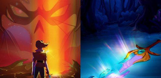 Η επόμενη σεζόν της She-Ra θα είναι κι η τελευταία