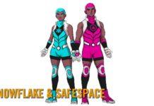 Non-Binary χαρακτήρες από τη Marvel: Snowflake και Twin Safespace