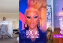 Η ΛΟΑΤΚΙ+ κοινότητα απολαμβάνει ΚαραντίναDrag Balls