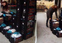 Παροχή τροφίμων από τον Δήμο της Αθήνας σε τρανς και ΛΟΑΤΚΙ άτομα