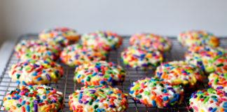 #ΜένουμεΣπίτι και φτιάχνουμε Cookies Ουράνιου Τόξου