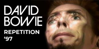 «Repetition '97» ένα σπάνιο βιντεοκλίπ του David Bowie