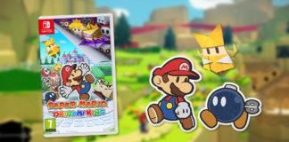 Paper Mario, Origami King