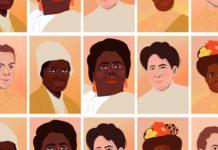 δικαίωμα ψήφου γυναικών, μη λευκές