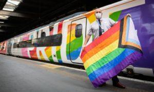 Τρένο, Pride, Ηνωμένο Βασίλειο