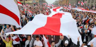 διεθνής αμνηστία, Λευκορωσία, καταστολή