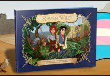 Raven Wild, παραμύθι