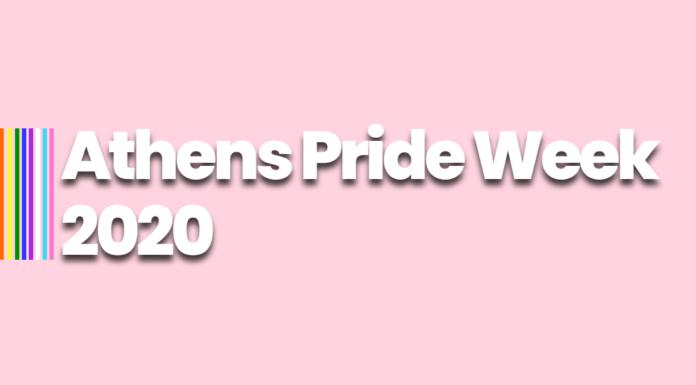 athens pride week 2020